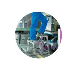 AMA - Modulové hliníkové pracovné podesty