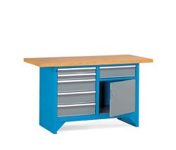 Pracovné stoly modulárne