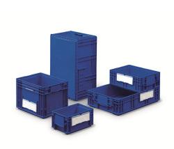 Prepravky, nádoby, boxy