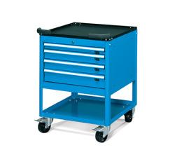 Pojazdné zásuvkové skrine 575x815mm