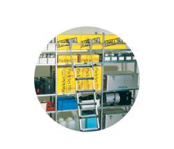 Pojazdné regálové rebríky