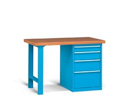 Pracovné stoly - doska Multiplex