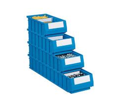Regálové prepravky Multibox