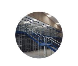 Regálové poschodové plošiny
