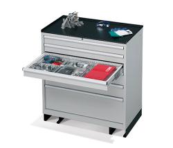 Zásuvkové skrine 1023x573mm