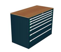 Zásuvkové skrine 1428x726mm