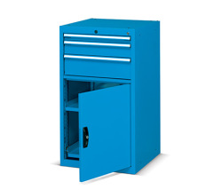Zásuvkové skrine 428x600mm