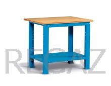 Kovový stôl montovaný šírka 1024 mm