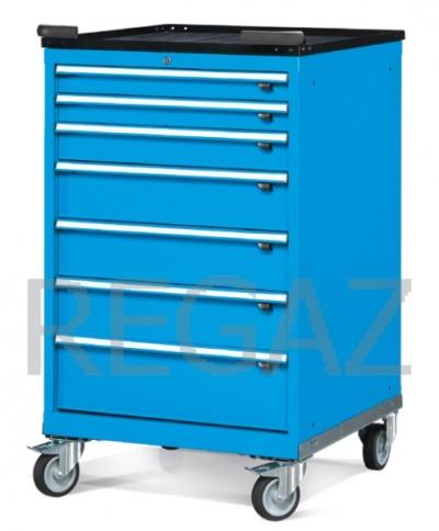Zásuvková skříň pojízdná Standard