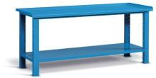 Kovový stôl montovaný šírka 2007 mm