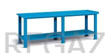 Kovový stôl montovaný šírka 2507 mm
