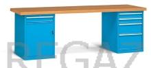 Pracovní stůl univerzální š.2500mm