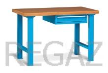 Pracovný stôl univerzálny šírka 1300 mm