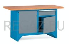 Pracovný stôl modulárny šírka 1500 mm