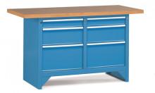 Pracovný stôl modulárny š.1500mm