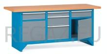 Pracovný stôl modulárny šírka 2000 mm