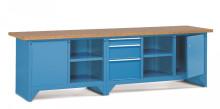 Pracovní stůl modulární š.3000mm