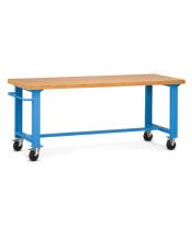 Pojazdný stôl univerzálny šírka 2000 mm