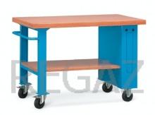 Pojazdný stôl univerzálny