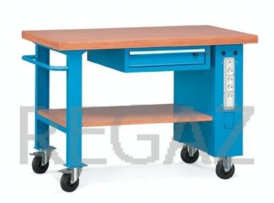 Pojízdný stůl univerzální