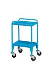 Vozík pro stohovací zásobníky a boxy