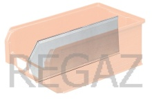 Podélná kovová přepážka pro přepravky FPM7351