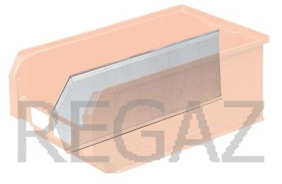 Podélná kovová přepážka pro přepravky FPM6554