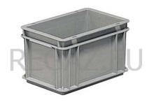 Plastová stohovacia prepravka Athena - recyklát