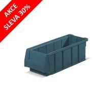 Regálová prepravka série Multibox - recyklát