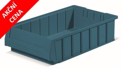 Regálová přepravka série Multibox - recyklát