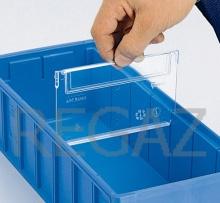 Priečna prepážka pre boxy série Multibox šírky 140 mm