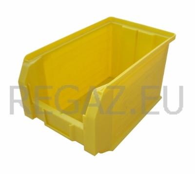 Zkosený stohovací box