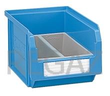 Deliaci box pre stohovacie zásobníky, s 2 bunkami