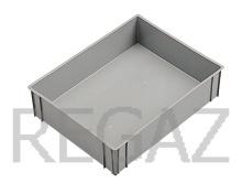 Deliaci box pre stohovacie prepravky série Athena, Thema, s 1 bunkou