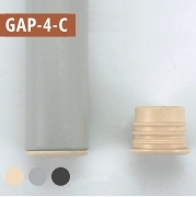 Plastová záslepka na trubku ivory (vnútorna)