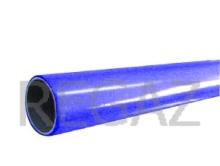Trubka - tloušťka 1 mm - tmavě modrá